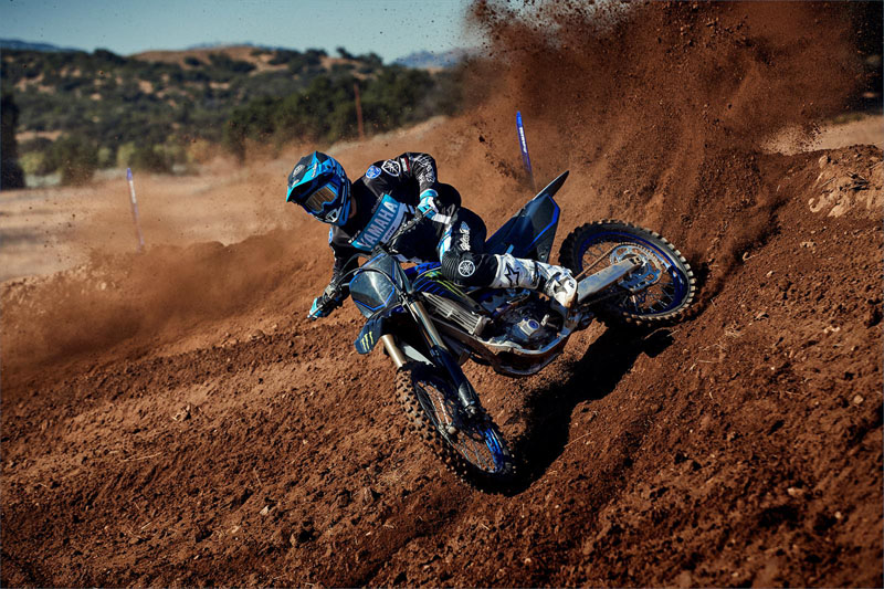 2021 Yamaha YZ250F Monster Energy Yamaha Racing Edition in Berkeley, California - Photo 7