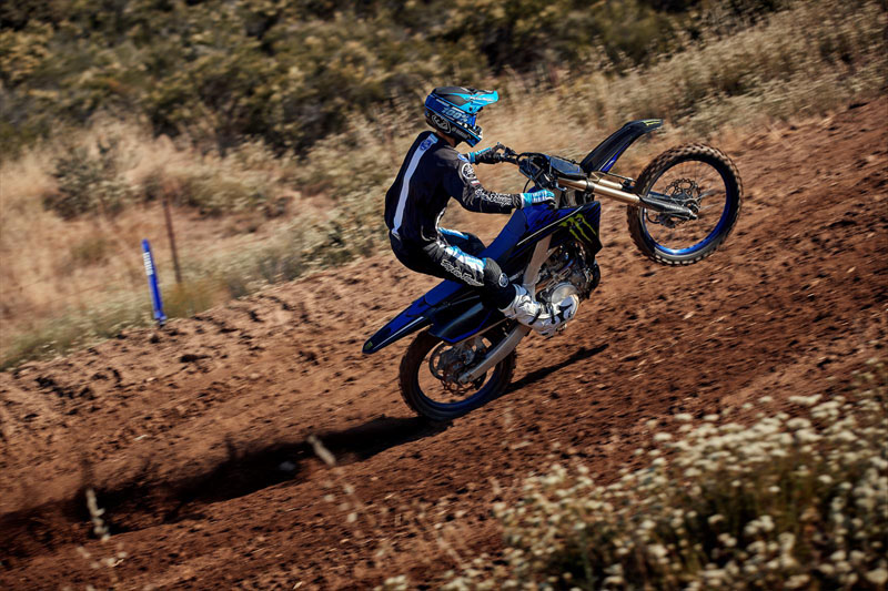 2021 Yamaha YZ250F Monster Energy Yamaha Racing Edition in EL Cajon, California - Photo 8
