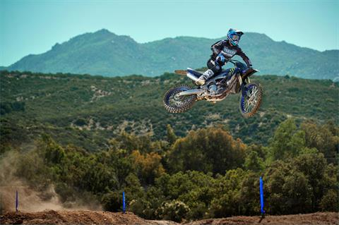 2021 Yamaha YZ250F Monster Energy Yamaha Racing Edition in Tyrone, Pennsylvania - Photo 9