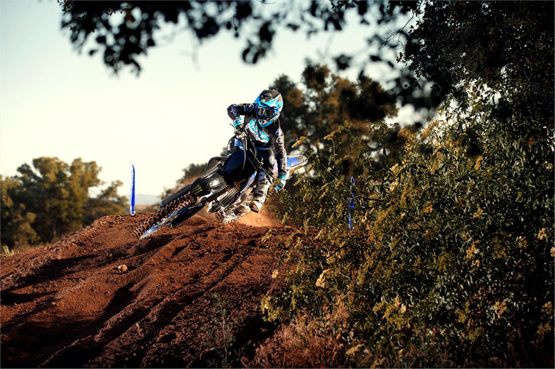2021 Yamaha YZ250F Monster Energy Yamaha Racing Edition in Berkeley, California - Photo 10