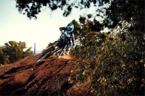 2021 Yamaha YZ250F Monster Energy Yamaha Racing Edition in EL Cajon, California - Photo 10