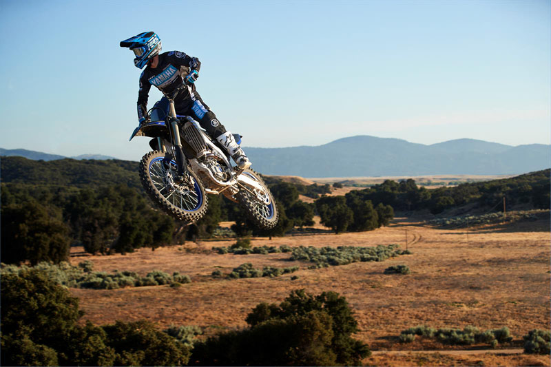 2021 Yamaha YZ250F Monster Energy Yamaha Racing Edition in Berkeley, California - Photo 11