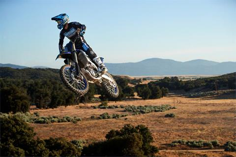 2021 Yamaha YZ250F Monster Energy Yamaha Racing Edition in Sacramento, California - Photo 11