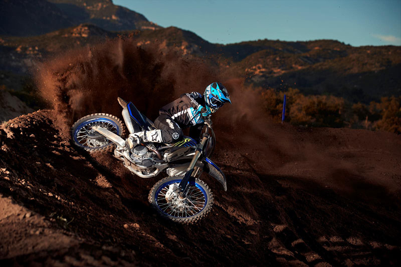 2021 Yamaha YZ250F Monster Energy Yamaha Racing Edition in Merced, California - Photo 13
