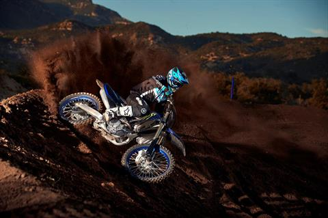 2021 Yamaha YZ250F Monster Energy Yamaha Racing Edition in Sacramento, California - Photo 13