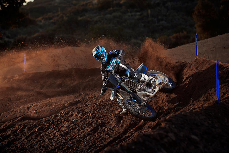 2021 Yamaha YZ250F Monster Energy Yamaha Racing Edition in Merced, California - Photo 14