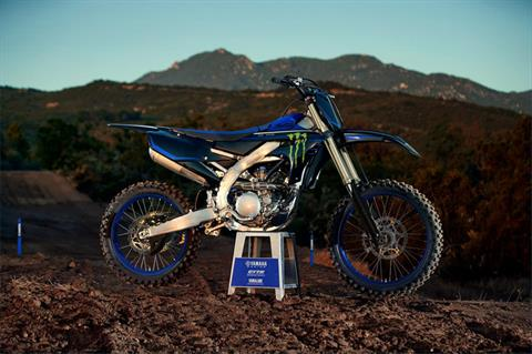 2021 Yamaha YZ250F Monster Energy Yamaha Racing Edition in Tyrone, Pennsylvania - Photo 15