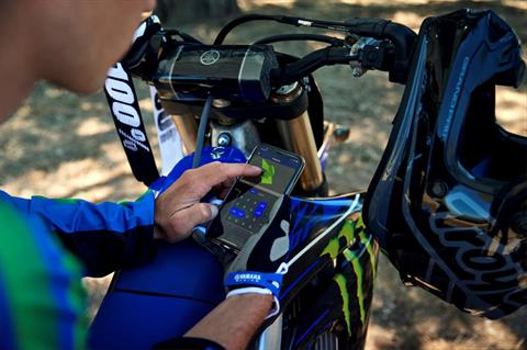 2021 Yamaha YZ250F Monster Energy Yamaha Racing Edition in Sacramento, California - Photo 16