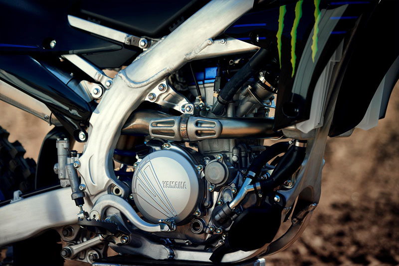 2021 Yamaha YZ250F Monster Energy Yamaha Racing Edition in Fairview, Utah - Photo 17