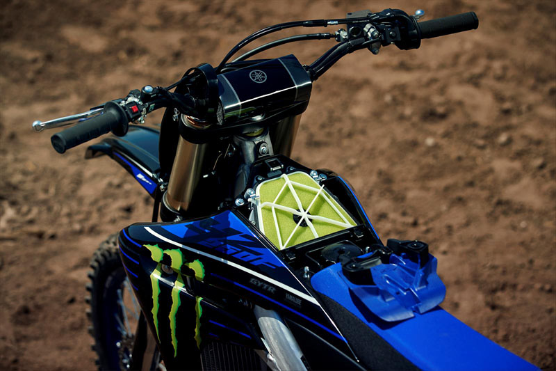 2021 Yamaha YZ250F Monster Energy Yamaha Racing Edition in Sacramento, California - Photo 18