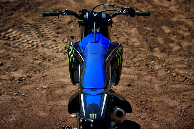 2021 Yamaha YZ250F Monster Energy Yamaha Racing Edition in Tyrone, Pennsylvania - Photo 19