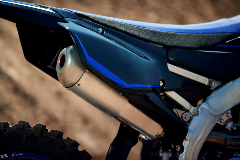 2021 Yamaha YZ250F Monster Energy Yamaha Racing Edition in Berkeley, California - Photo 21