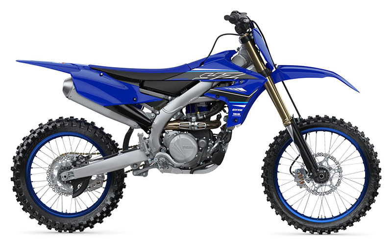 2021 Yamaha YZ450F in Lewiston, Maine - Photo 1