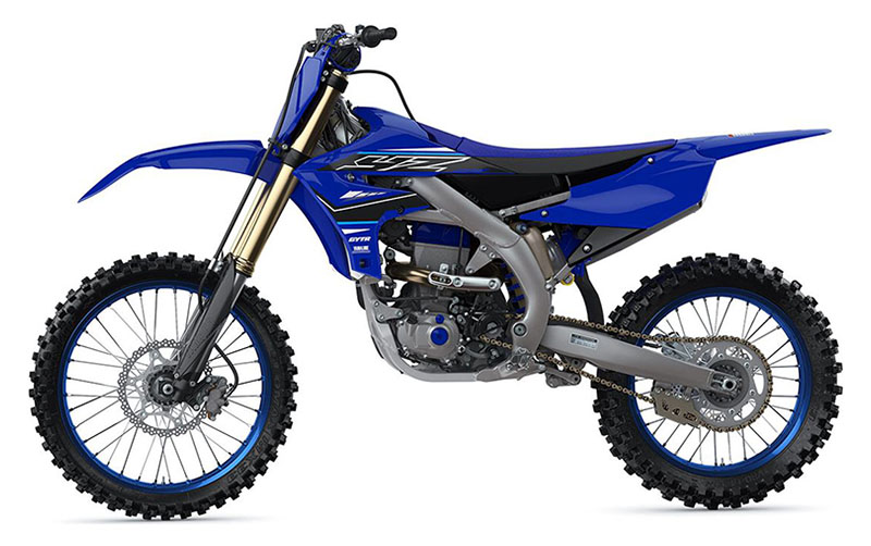 2021 Yamaha YZ450F in Marietta, Ohio - Photo 2
