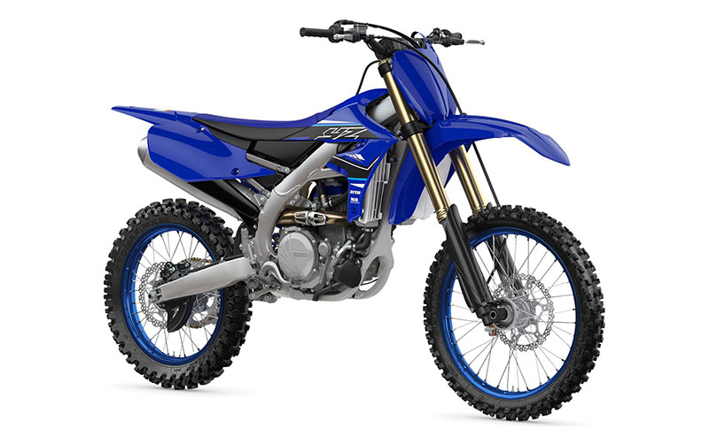 2021 Yamaha YZ450F in Lewiston, Maine - Photo 3