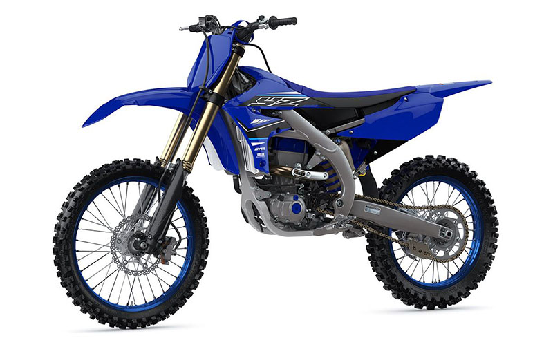 2021 Yamaha YZ450F in Lewiston, Maine - Photo 4