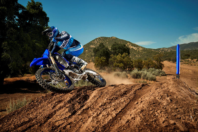 2021 Yamaha YZ450F in Lewiston, Maine - Photo 6