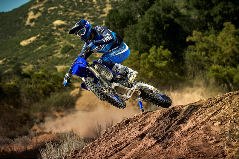 2021 Yamaha YZ450F in Brooklyn, New York - Photo 8