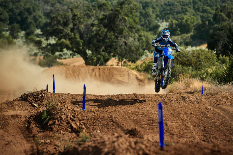 2021 Yamaha YZ450F in Lewiston, Maine - Photo 9