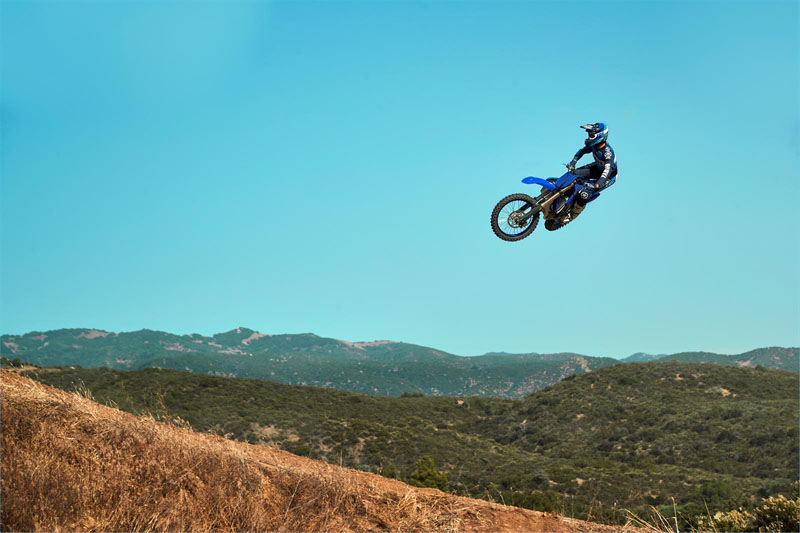 2021 Yamaha YZ450F in Santa Clara, California - Photo 10