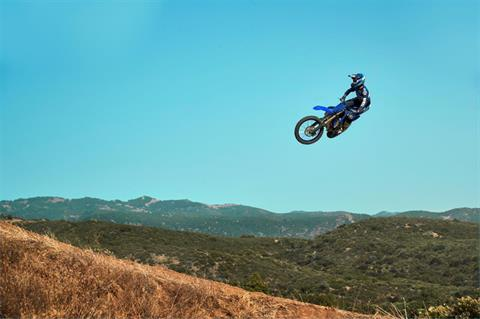 2021 Yamaha YZ450F in San Jose, California - Photo 10