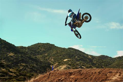 2021 Yamaha YZ450F in Santa Clara, California - Photo 11