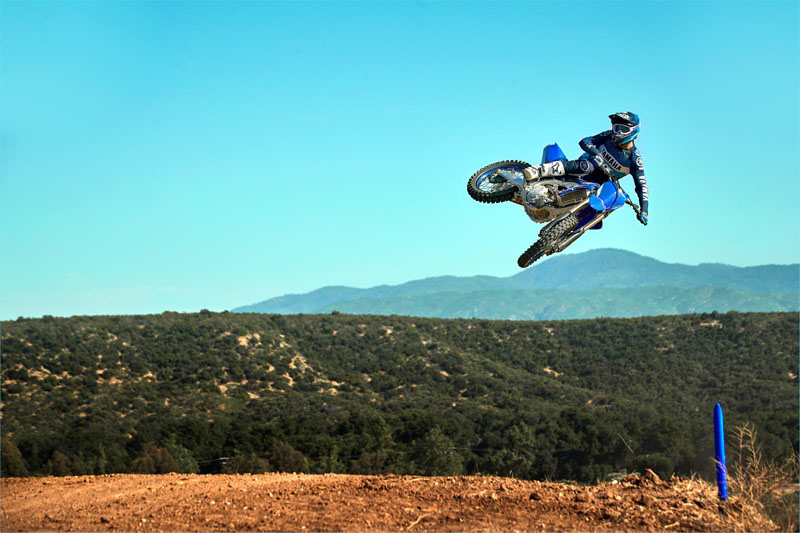2021 Yamaha YZ450F in Sumter, South Carolina - Photo 12