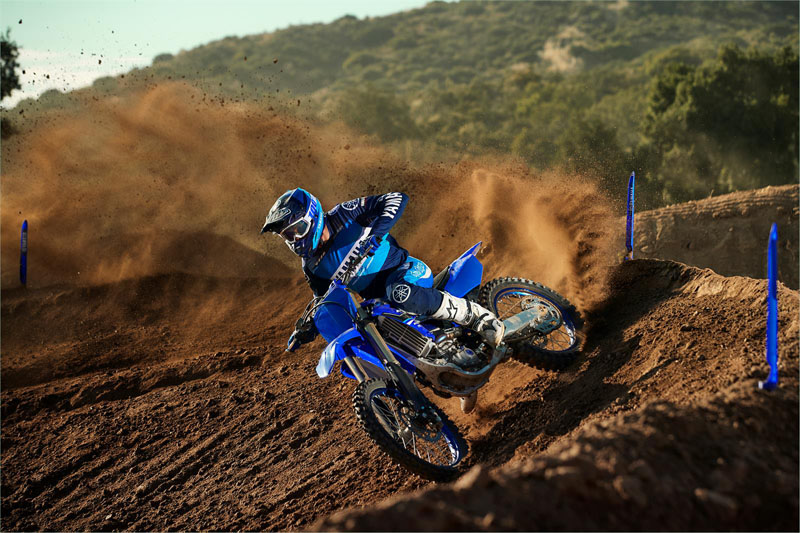 2021 Yamaha YZ450F in Lewiston, Maine - Photo 13
