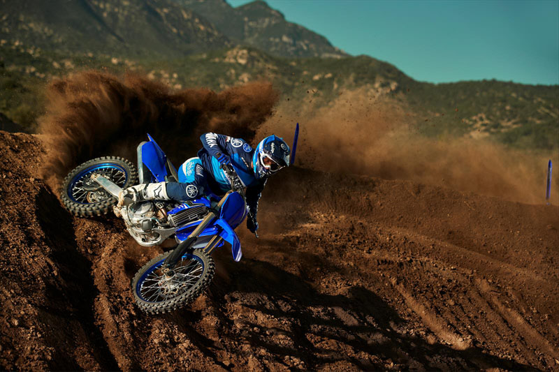 2021 Yamaha YZ450F in Santa Clara, California - Photo 14