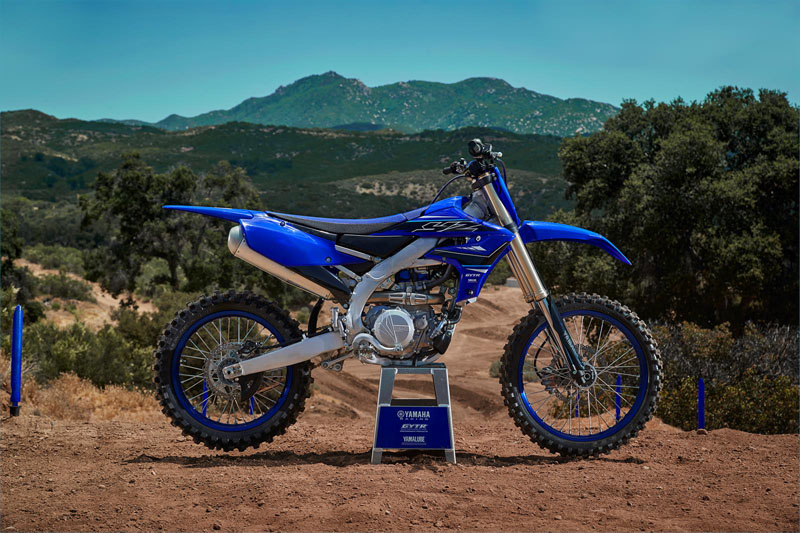 2021 Yamaha YZ450F in Lewiston, Maine - Photo 15