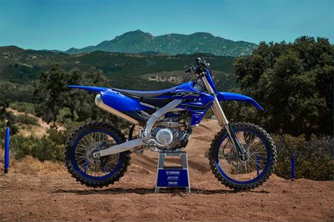 2021 Yamaha YZ450F in Geneva, Ohio - Photo 15