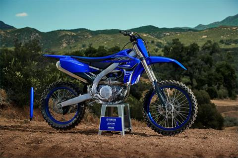 2021 Yamaha YZ450F in Lewiston, Maine - Photo 16