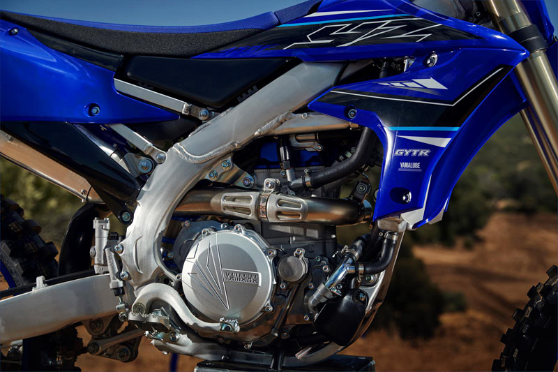 2021 Yamaha YZ450F in Lewiston, Maine - Photo 18