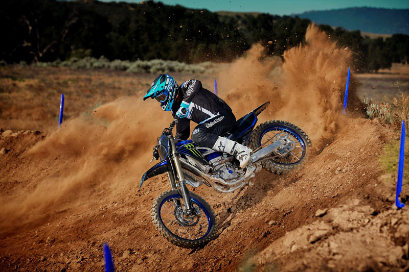 2021 Yamaha YZ450F Monster Energy Yamaha Racing Edition in Johnson Creek, Wisconsin - Photo 6