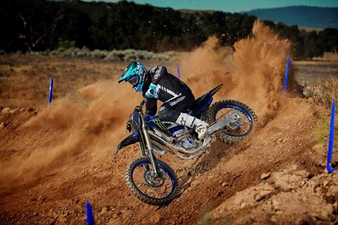 2021 Yamaha YZ450F Monster Energy Yamaha Racing Edition in Santa Maria, California - Photo 6