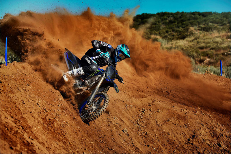 2021 Yamaha YZ450F Monster Energy Yamaha Racing Edition in Johnson Creek, Wisconsin - Photo 7