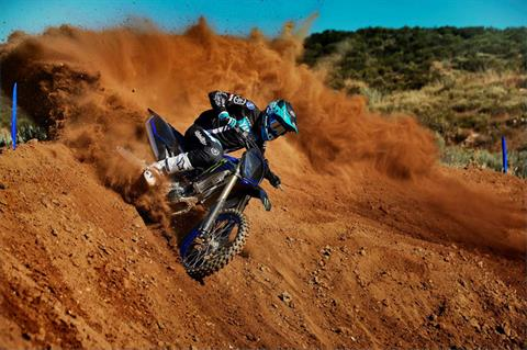2021 Yamaha YZ450F Monster Energy Yamaha Racing Edition in Santa Maria, California - Photo 7