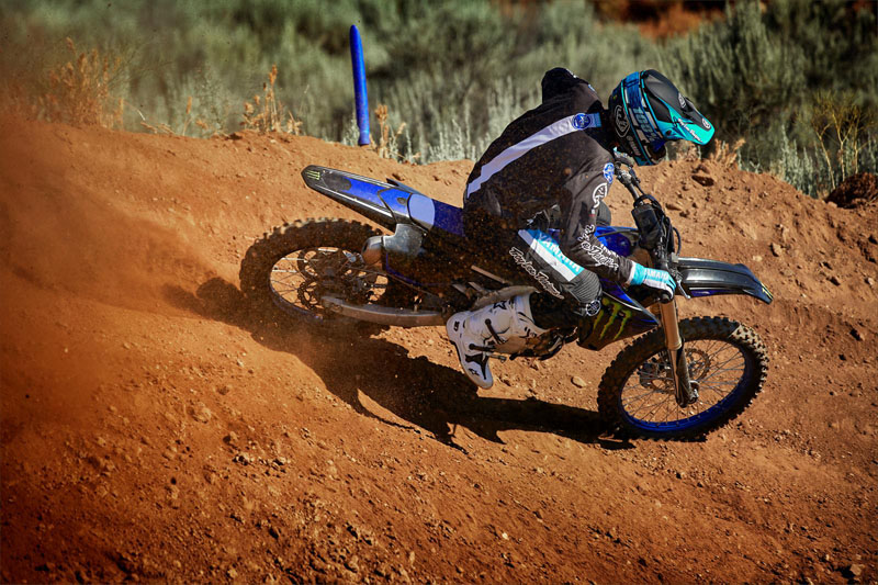 2021 Yamaha YZ450F Monster Energy Yamaha Racing Edition in Ames, Iowa - Photo 8