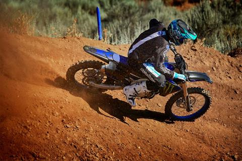 2021 Yamaha YZ450F Monster Energy Yamaha Racing Edition in Mount Pleasant, Texas - Photo 8