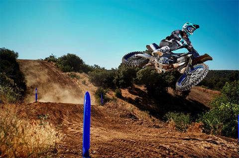 2021 Yamaha YZ450F Monster Energy Yamaha Racing Edition in Colorado Springs, Colorado - Photo 9
