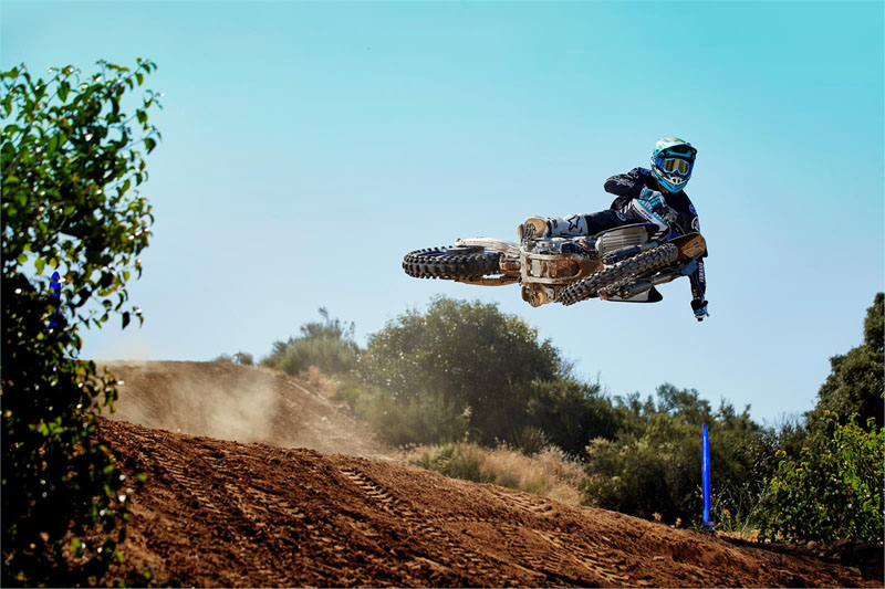 2021 Yamaha YZ450F Monster Energy Yamaha Racing Edition in Mount Pleasant, Texas - Photo 10