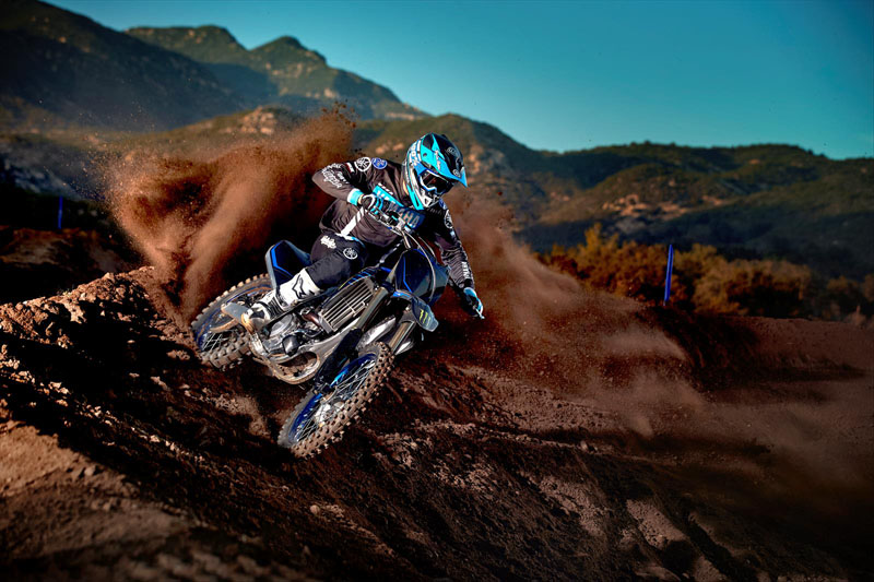 2021 Yamaha YZ450F Monster Energy Yamaha Racing Edition in Santa Maria, California - Photo 11