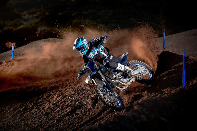 2021 Yamaha YZ450F Monster Energy Yamaha Racing Edition in Ames, Iowa - Photo 12