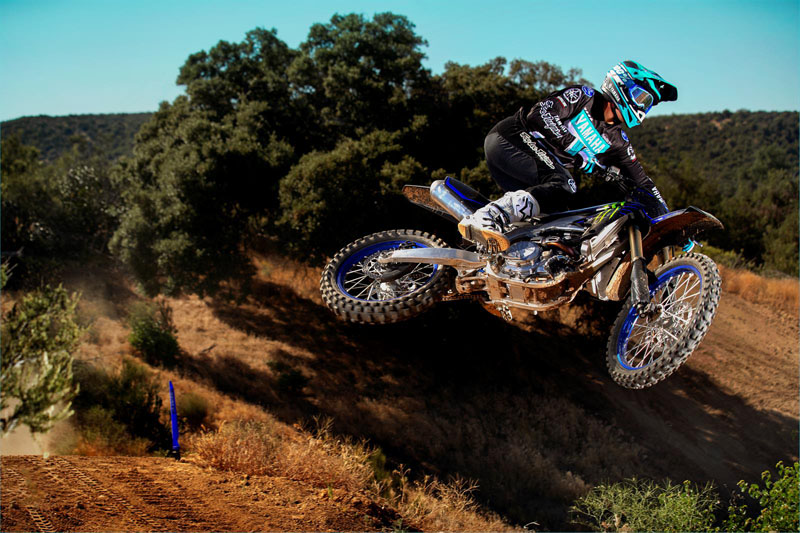 2021 Yamaha YZ450F Monster Energy Yamaha Racing Edition in Hicksville, New York - Photo 13