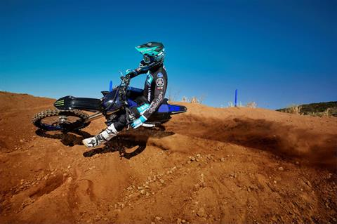 2021 Yamaha YZ450F Monster Energy Yamaha Racing Edition in Mount Pleasant, Texas - Photo 14