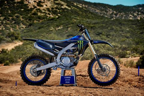 2021 Yamaha YZ450F Monster Energy Yamaha Racing Edition in Santa Maria, California - Photo 15