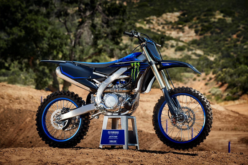 2021 Yamaha YZ450F Monster Energy Yamaha Racing Edition in Mount Pleasant, Texas - Photo 16
