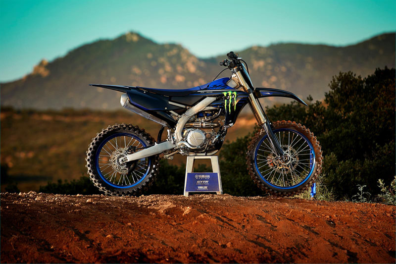 2021 Yamaha YZ450F Monster Energy Yamaha Racing Edition in Mount Pleasant, Texas - Photo 17