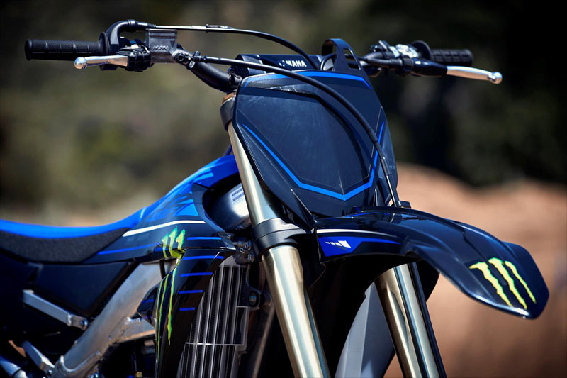 2021 Yamaha YZ450F Monster Energy Yamaha Racing Edition in Tyrone, Pennsylvania - Photo 19