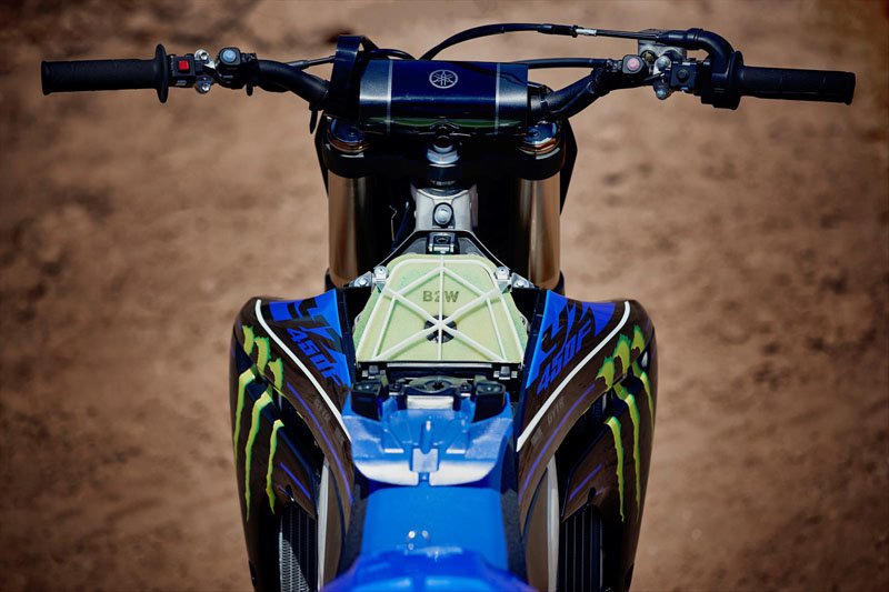 2021 Yamaha YZ450F Monster Energy Yamaha Racing Edition in Las Vegas, Nevada - Photo 20